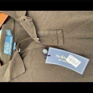 Brown Ralph Lauren Polo